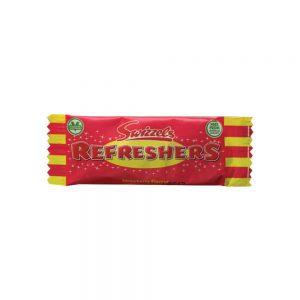 Καραμελότσιχλα Swizzels Refreshers Strawberry Chew Bar 7g