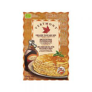 Μείγμα για Κρέπες και Pancakes Βιολογικό Vertmont Pancake Mix 400g