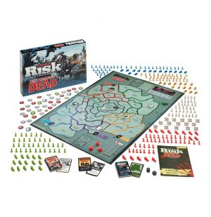 Επιτραπέζιο Risk The Walking Dead Survival Edition Winning Moves (Στα Αγγλικά)