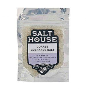 Αλάτι Coarse Guerande Salt Salthouse 60g