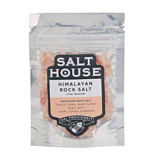 Αλάτι Ιμαλαΐων Himalayan Rock Salt Pink Medium Salthouse 60g 1+1 ΔΩΡΟ