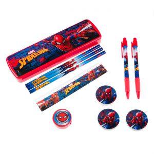 Σχολικό Σετ Spiderman με 11 Αξεσουάρ
