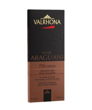 Valrhona Araguani Full Bodied Μαύρη Σοκολάτα