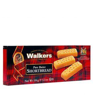 Μπισκότα Walkers Pure Butter Shortbread 150g