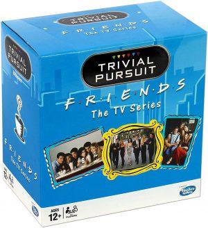 Επιτραπέζιο Trivial Pursuit Friends Bitesize Winning Moves (Στα Αγγλικά)