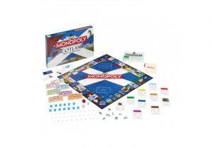 Επιτραπέζιο Monopoly Scotland Winning Moves (Στα Αγγλικά)