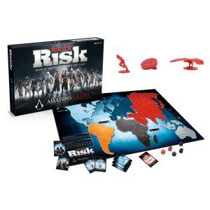 Επιτραπέζιο Risk Assassins Creed Winning Moves (Στα Αγγλικά)