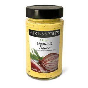 Σάλτσα Atkins and Potts Bearnaise Sauce 190g