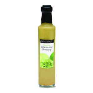 Σάλτσα Ντρέσινγκ Atkins and Potts Wasabi and Lime Dressing 220g