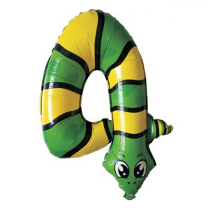 Μπαλόνι Φίδι Νούμερο – Αριθμός 4