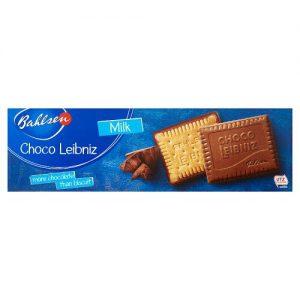 Μπισκότα με Σοκολάτα Γάλακτος Bahlsen Choco Leibniz Milk 125g