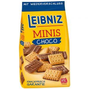 Μπισκότα με Σοκολάτα Bahlsen Leibniz Minis Choco 125g