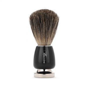 Πινέλο Ξυρίσματος Από Τρίχα Ασβού Baxter of California Shaving Brush With Best Badger