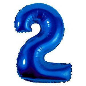Μπαλόνι Μπλέ Αριθμός 2