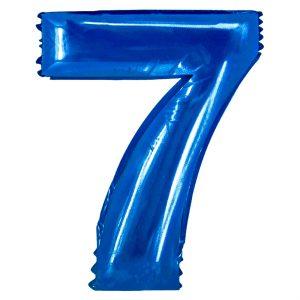 Μπαλόνι Μπλέ Αριθμός 7