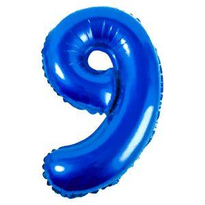 Μπαλόνι Μπλέ Αριθμός 9