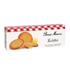 Μπισκότα Βουτύρου Παραδοσιακά Bonne Maman Galettes Fines 90g