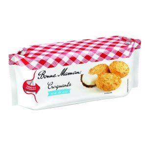 Μπισκότα με Καρύδα Bonne Maman Croquants Noix de Coco 150g