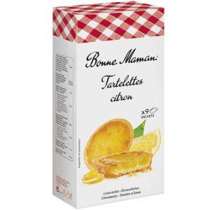 Ταρτάκια Γεμιστά Λεμόνι Bonne Maman Tartelettes Citron 135g