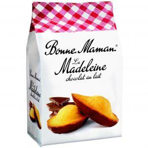 Κέικ Ατομικά με Σοκολάτα Bonne Maman Madeleine Chocolat 210g