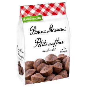 Κέικ Μινι Μάφιν Σοκολάτας Bonne Maman Petits Muffins 235g