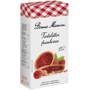 Ταρτάκια Γεμιστά Βατόμουρο Bonne Maman Tartelettes Framboises 135g