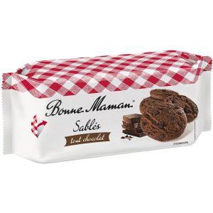 Μπισκότα Σοκολάτας Bonne Maman Sables Tout Chocolat 150g