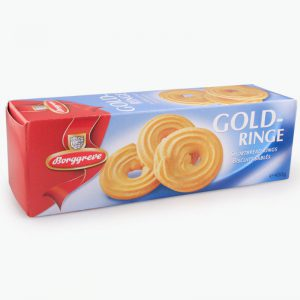 Μπισκότα Borggreve GoldRinge 400g
