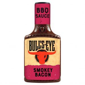 Σάλτσα Bulls Eye Smokey Bacon BBQ Sauce 300ml