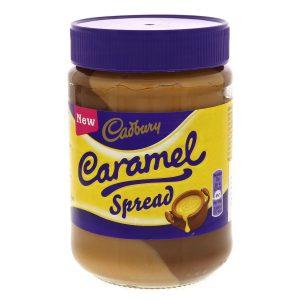 Άλειμμα Σοκολάτας με Καραμέλα Cadbury Caramel Spread 400g