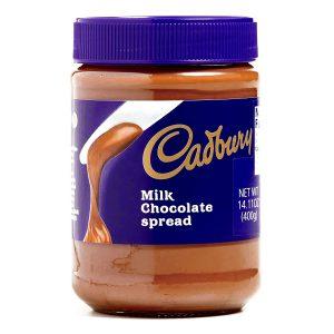 Άλειμμα Σοκολάτας Cadbury Milk Chocolate Spread 400g