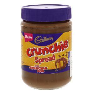 Άλειμμα Σοκολάτας Cadbury Crunchie Spread 400g