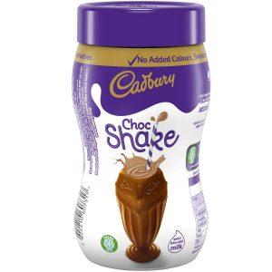 Ρόφημα Σοκολάτας Cadbury Chock Shake 280g