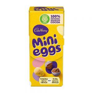 Σοκολατένια Αυγά Cadbury Mini Eggs 38g