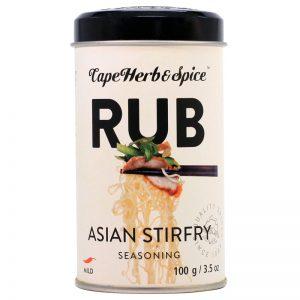 Μείγμα Μπαχαρικών Cape Herb and Spice Rub Asian Stir Fry Seasoning 100g