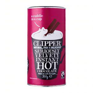 Ρόφημα Σοκολάτας Στιγμιαίο Clipper Instant Hot Chocolate 350g