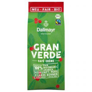Καφές Φίλτρου Dallmayr Bio Gran Verde Filter 220g