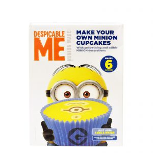 Despicable Me Minions Made Make Your Own Cupcakes 225g