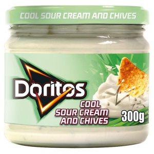 Σάλτσα Ντιπ Doritos Cool Sour Cream and Chives 300g