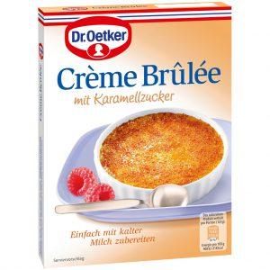 Μείγμα για Κρεμ Μπρουλέ Dr. Oetker Creme Brulee 96g