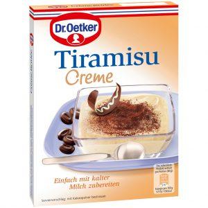 Μείγμα για Τιραμισού Dr. Oetker Tiramisu Creme 70g