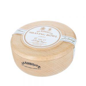 Σαπούνι Ξυρίσματος D.R. Harris Almond Shaving Soap in Wooden Bowl 100g