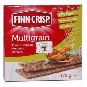 Φρυγανιές Πολύσπορες Finn Crisp Multigrain 175g