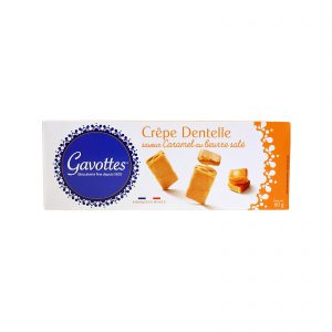 Μπισκότο Κρέπα Καραμέλα Gavottes Crepe Dentelle Salted Butter Caramel 60g