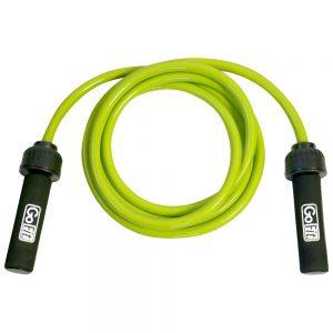 Σχοινάκι Γυμναστικής με Βάρος GoFit Adjustable Heavy Weighted Jump Rope GF WJR