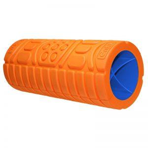 Κύλινδρος Γυμναστικής GoFit Go Roller Foam Orange GF EFR13 ORG