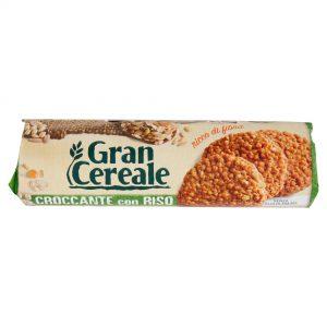 Μπισκότα Gran Cereale Croccante con Riso 230g