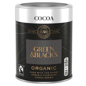 Σκόνη Κακάο Green and Blacks Organic Cocoa Powder 125g