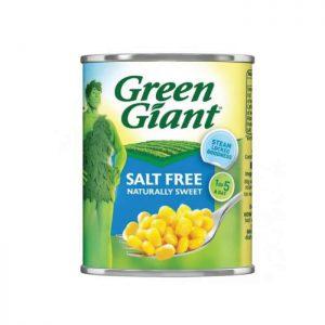 Καλαμπόκι Σε Κόκκους Γλυκό Χωρίς Αλάτι Green Giant Salt Free Sweet Corn 198g