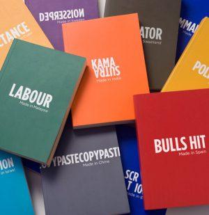 Σημειωματάριο Happily Ever Paper Repunation Stationary Addiction Notebook